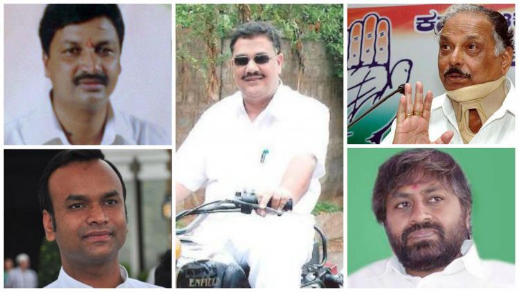 Karnataka cabinet reshuffle Siddaramaiah drops 14 ministers inducts 13