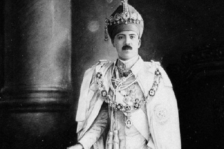File photo of Mir Osman Ali Khan