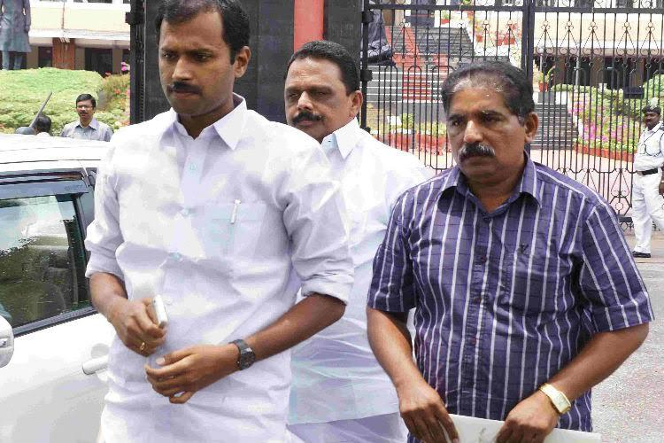 Mishel Shajis father meets Kerala CM says he has faith in Special Investigation Team