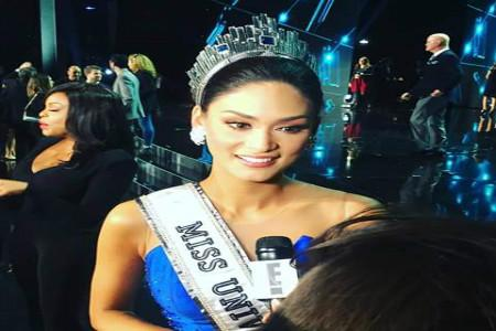 Miss Universes embarrassing gaffe wrong contestant announced winner before Philippine girl takes the title
