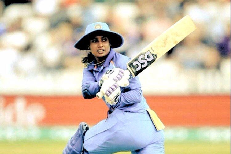 Hope this movie inspires young girls to take up sports as a career Mithali Raj on biopic
