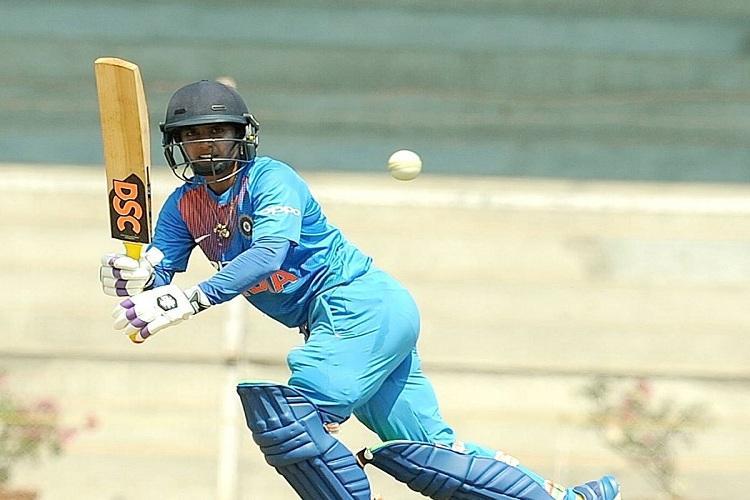 Womens World T20 Mithali Raj scores fifty as India post facile win over Pakistan