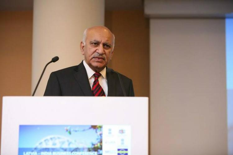 Attempt to intimidate MJ Akbar files for defamation against Priya Ramani for Me Too