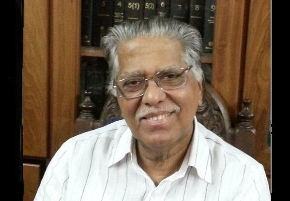 Senior advocate and former Advocate General of Kerala MK Damodaran passes away