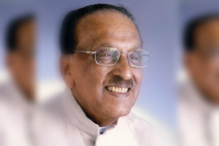 Senior Congress leader and former Meghalaya Guv MM Jacob passes away in Kerala