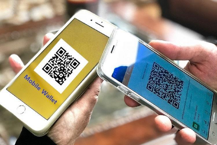 Payments are being done by using mobile wallets