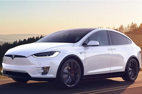 Tesla recalls 11000 of its Model X SUVs due to faulty rear seats