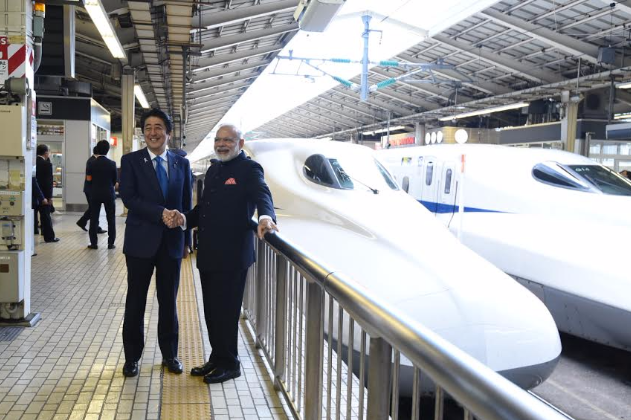 Bullet Train is a white elephant Retired bureaucrat and rail enthusiast rips apart Modis plan