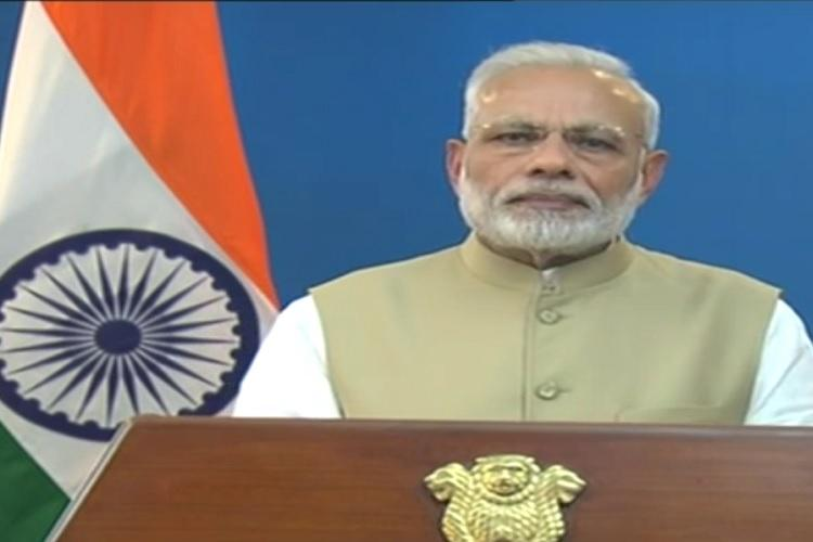 Read full speech PM Modis historic move to scrap Rs 500 and Rs 1000 notes