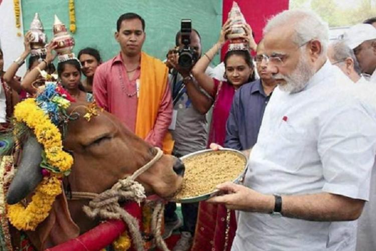 PM Modi slams Gau Rakshaks They are criminals at night and claim to be protectors by day