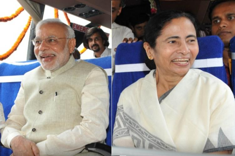 West Bengal polls 2016 Are the BJP and TMC cozying up