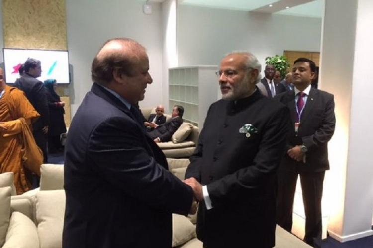 Modi walked during anthem so going to Pak as punishment Reactions to Modis sudden Pak visit