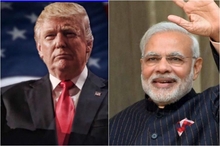 Trump and Modi birds of the same feather but with different world views