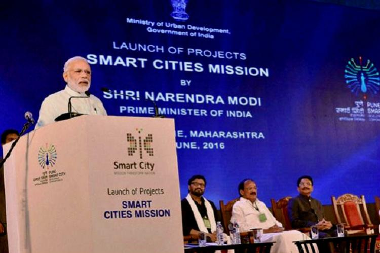 No place for the poor in Indias Smart Cities campaigners say