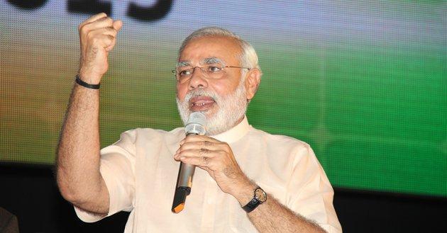 Modi says BJP is Lord Shivas third eye destined to wipe Keralas politics clean