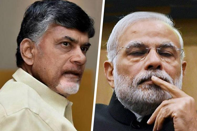 War between TDP and BJP is imminent