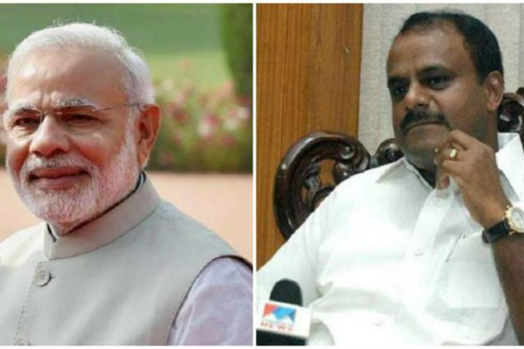 Will send names of nominees in Cauvery Board address issues first HDK writes to PM