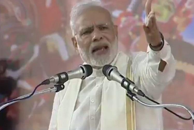 India will not forget Uri attack will isolate Pak PM Modi in Kerala
