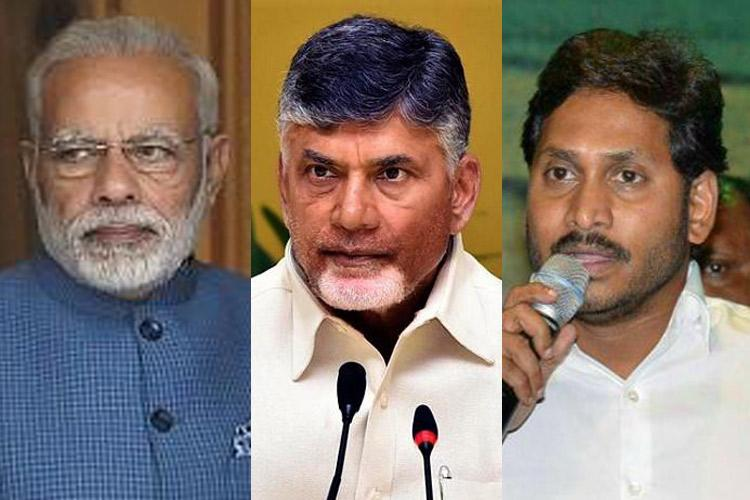 How 'common enemy' TDP could be bringing the BJP and YSRCP