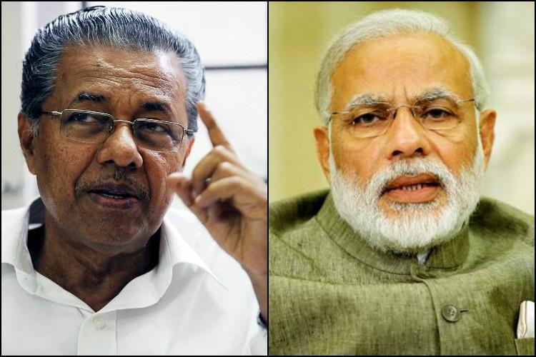 Fourth time in a row Kerala CM Pinarayi Vijayan denied appointment with PM Modi