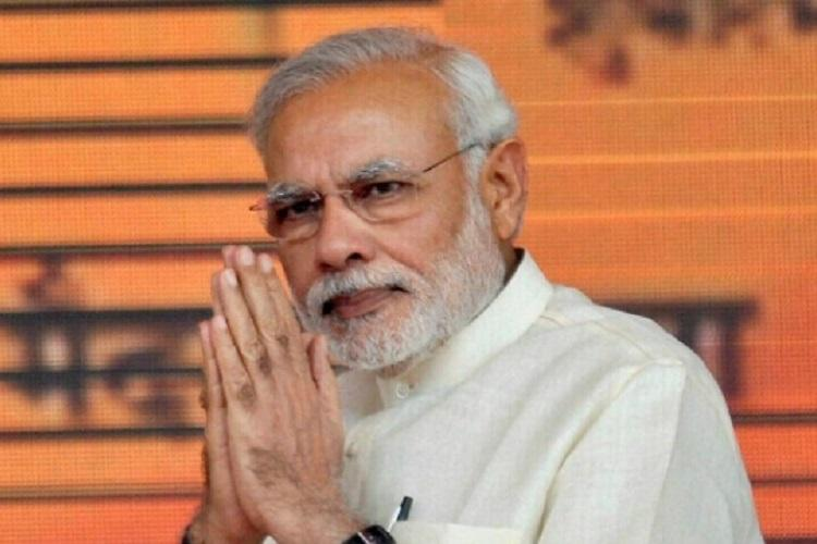 BJP faced more adversities than any other political party in India Narendra Modi