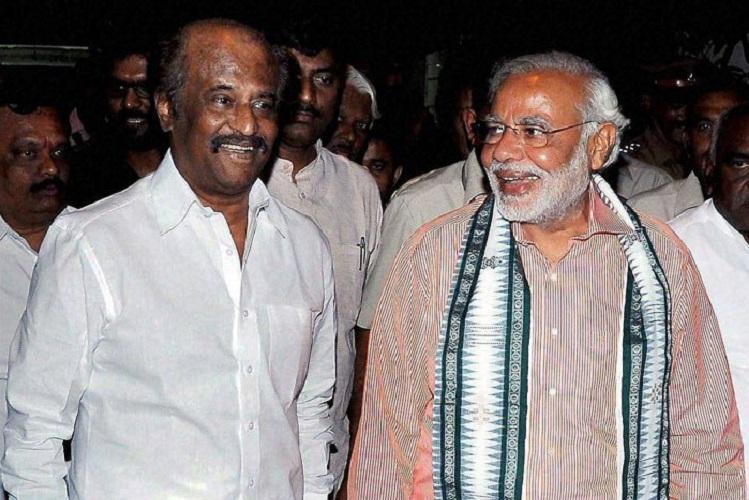 Is BJP wooing Rajinikanth the real reason behind Tamil groups opposing Sri Lanka trip