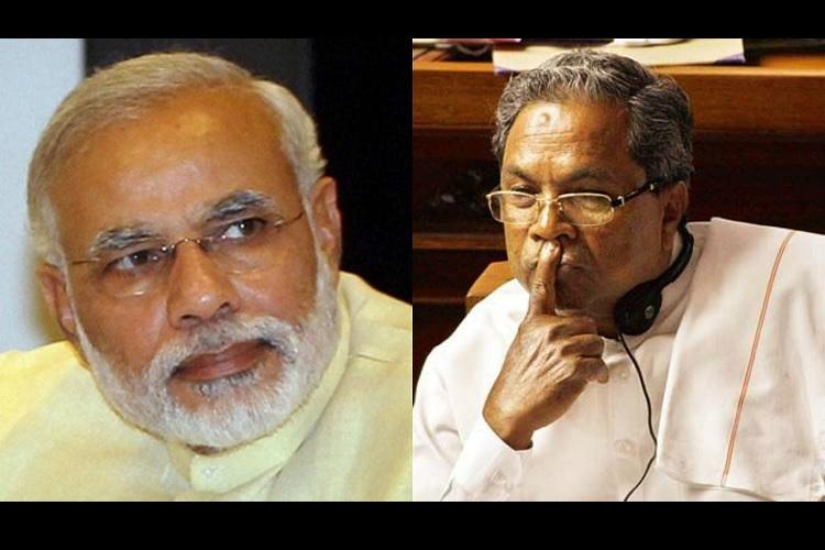 Meeting that never happened Karnataka BJP hits out at Siddharamaiah for comments on Modi