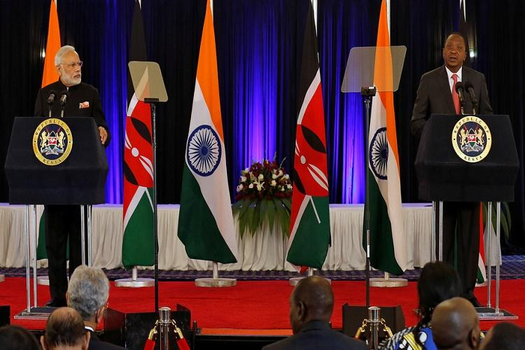 Why Modis razzmatazz diplomacy isnt serving African interests