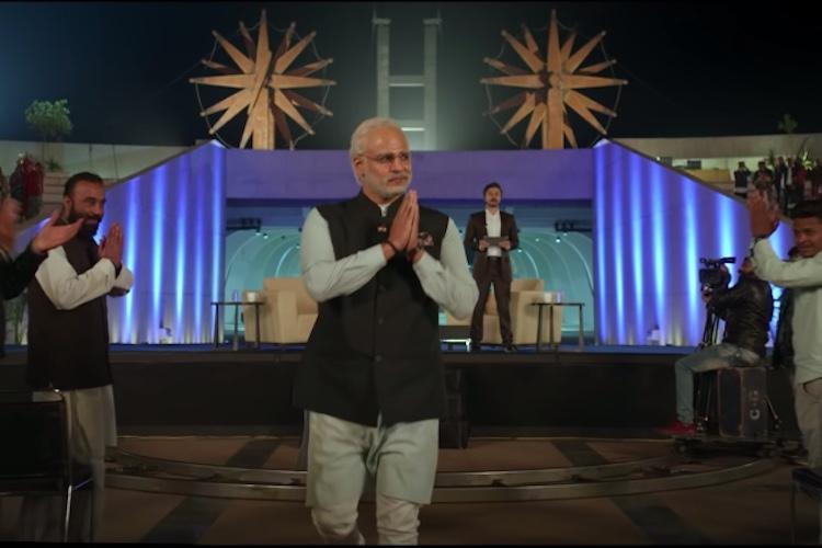 DMK wants release of Narendra Modi biopic deferred writes to EC