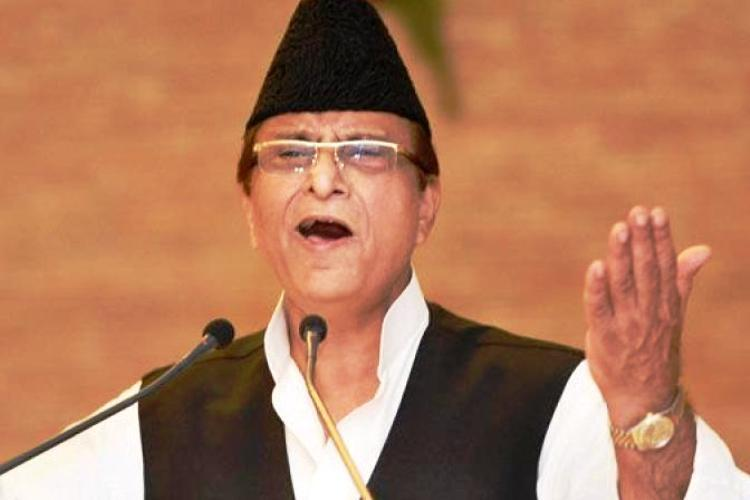 Muslims produce more children as they are unemployed UP minister Azam Khan