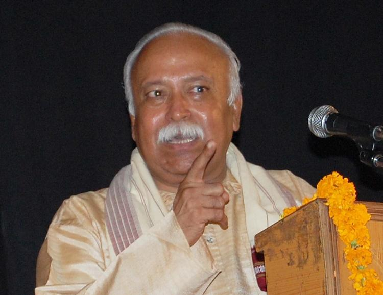 RSS chief says inclusivity is at the core of Hinduism urges members to accept different beliefs
