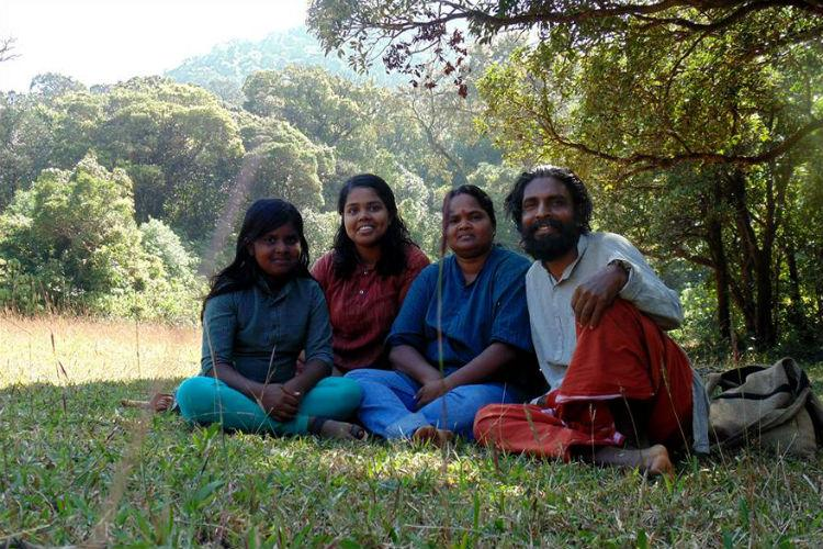 The Kerala family living your dream Away from the urban jungle a self-built village amidst nature