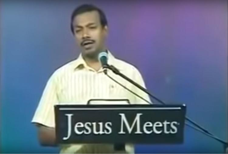 3 cases against evangelist Mohan C Lazarus for promoting enmity between religions