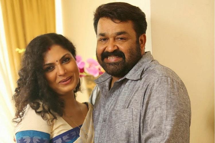 Mohanlal-Asha Sharath play husband and wife in Drama