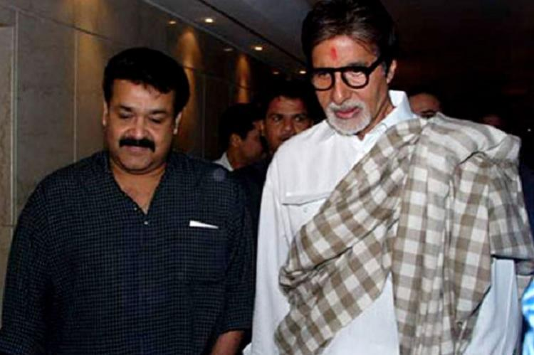 Big B and Mohanlal approached for Gumnaam