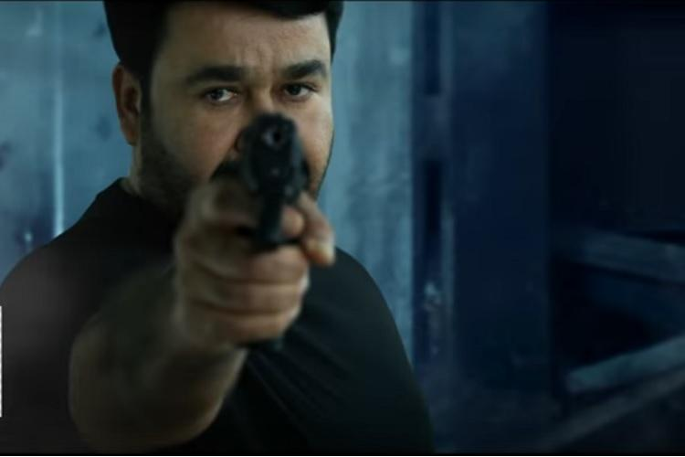 Motion poster of Big Brother shows a stylish Mohanlal