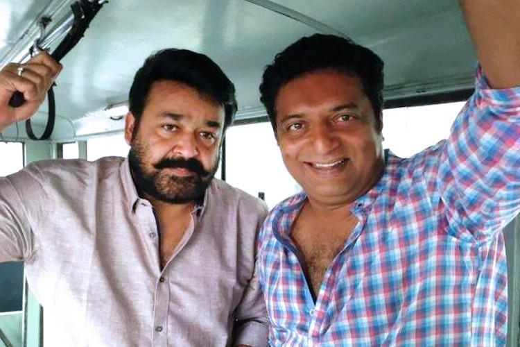 20 years after Iruvar Prakash Raj Mohanlal team up for Odiyan