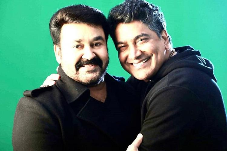 Mohanlal and Shrikumar Menon team up again for a commercial