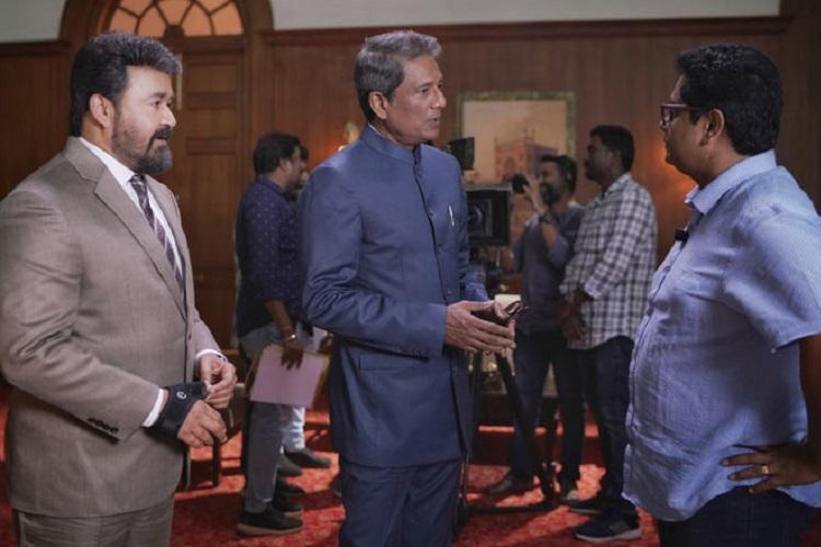 Mohanlal joins Jeethu Josephs Ram sets