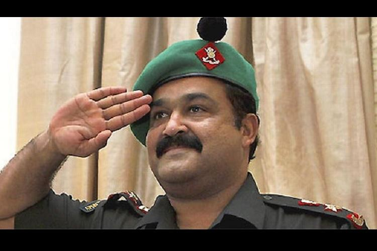 Not a warmonger but cant tolerate our soldiers being killed Mohanlal on Uri attack