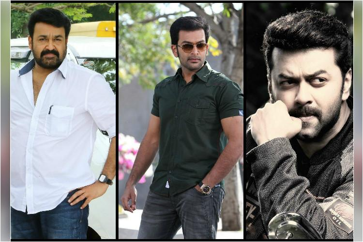 Prithviraj directorial Lucifer with Mohanlal to also star Indrajith