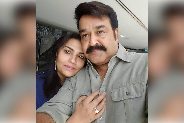 Mohanlals song for wife Suchitra on 30th wedding anniversary goes viral