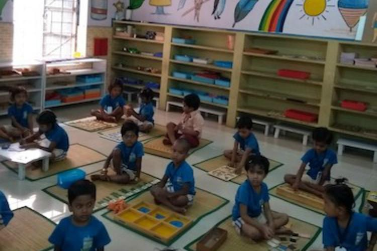 How the Montessori method is imparting life skills to underprivileged kids in Chennai