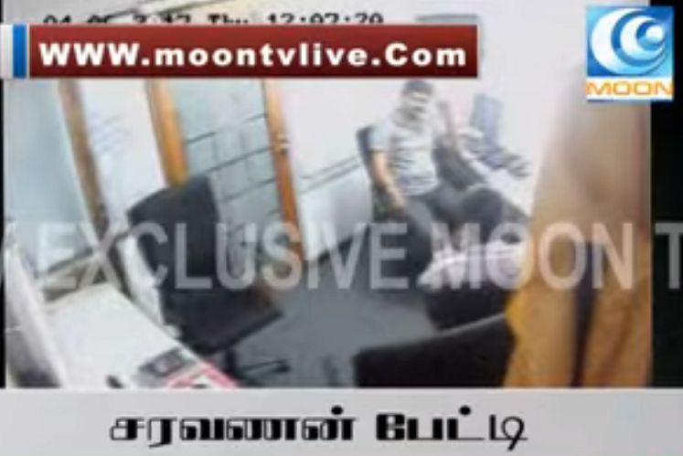 Slander campaign against me Moon TV journo behind AIADMK sting tells DGP