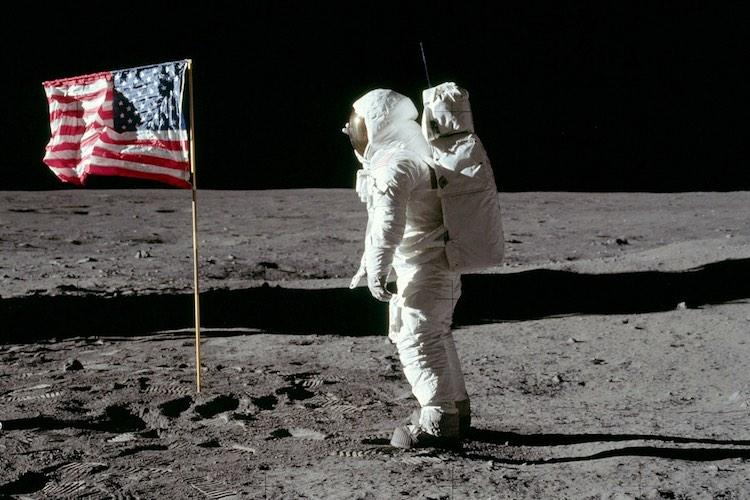 Today in History: Armstrong takes one small step for man