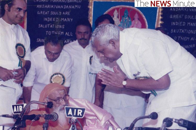 Dravidian Chronicles In 1996 a new party is born and the superstar intervenes