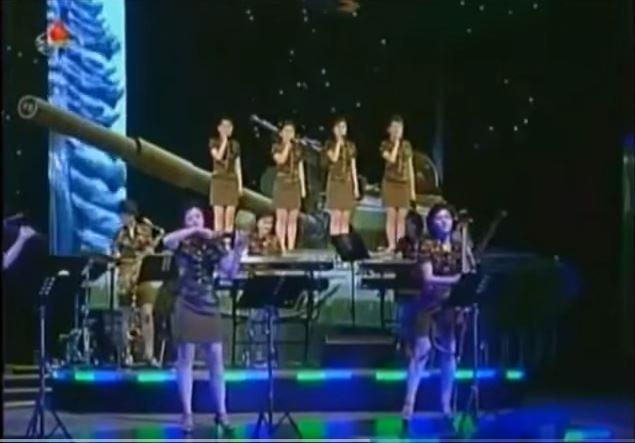 Kim Jong-Un has his personal all-girls band and he has sent them to China