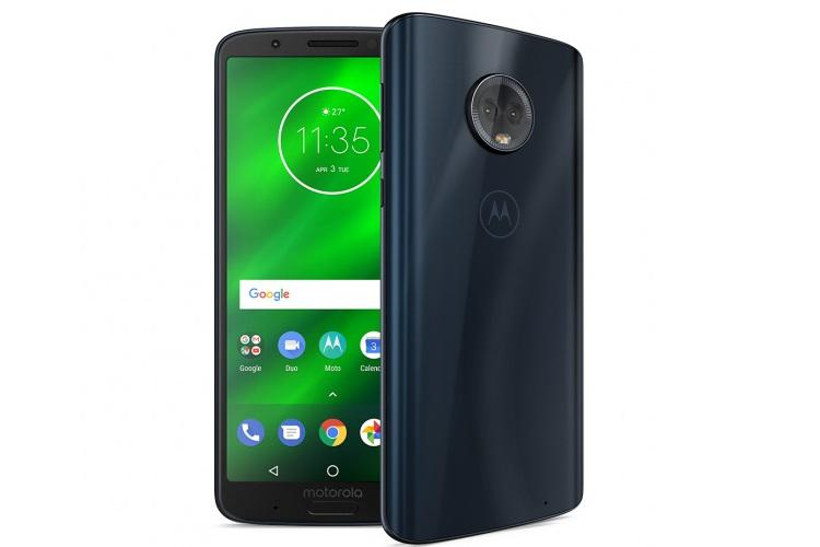 Moto G6 Plus launched in India with 6GB RAM Android Oreo OS