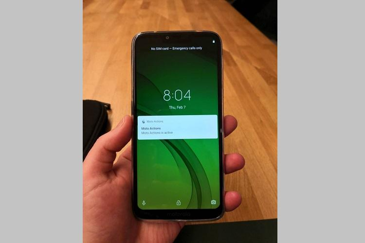 Moto Z3 Play Now Getting Upgrade to Android Pie
