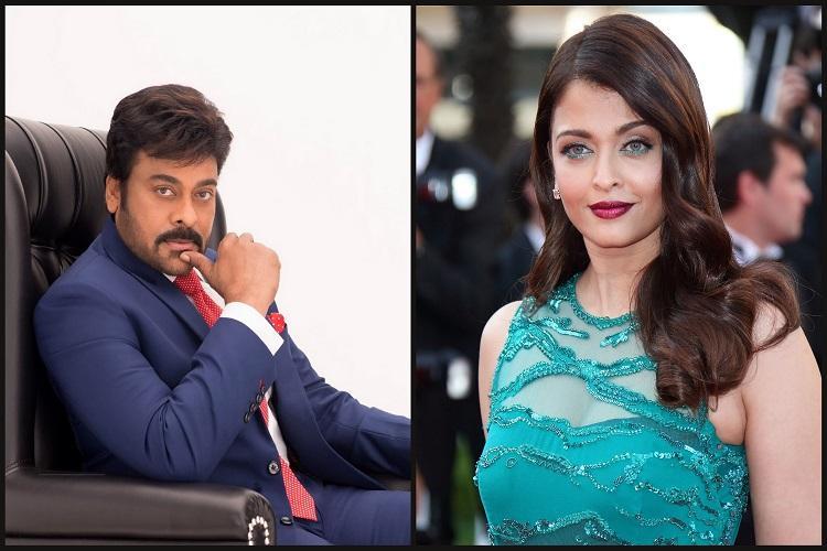 Chiranjeevis upcoming biopic on Indian freedom fighter to star Aishwarya Rai